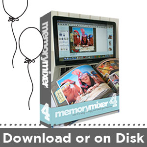 Learn more about MemoryMixer digital scrapbooking software